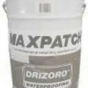 Advantages of Drizoro Maxpatch for repair of industrial concrete floors Non-slip. Applied in layers of up to 25mm. Can be used for filling voids or holes in floors. Quick setting – sets within 24 – 48 hours. Can be painted when dry or coloured by the addition of dye during the mixing process. Highly resistant to industrial acids and other pollutants.