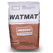 Drizoro Watmat quick setting mortar for leveling manholes, factory mixed with special cements, silica and additives. It is ready for use for leveling newly constructed manholes and urgent repairs to factory floors.