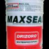 drizoro Maxseal white- cement based waterproof membrane coating