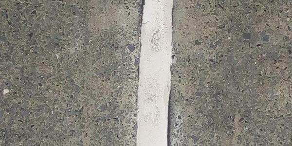 failed Joint joint sealant splitting delamination