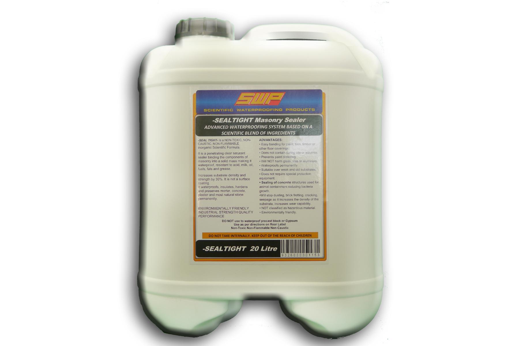 Sealtight Clear Concrete Sealer