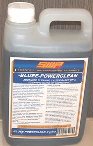 BLUEE-POWERCLEAN Neutral Concentrate for removing grease
