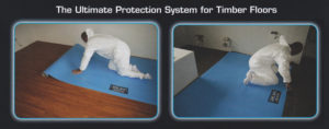 protection board, ultra blue timber-floors