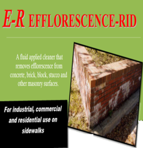 Efflorescence_rid_removes efflorescence from concrete