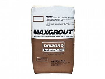 Drizoro Maxgrout waterproof anchoring cement, hydraulic-anchoring-cement-structural-repair-material