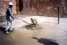 drizoro-maxseal-super-online-waterproofing-slabs-wall-dusting-mechnical-trowel-finish, Waterproofing Suspended concrete slab
