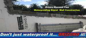 Waterproofing DINCEL Construction System