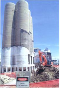 silo repair, refurbishment