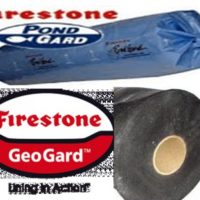 Firestone EPDM Membranes & Liners
