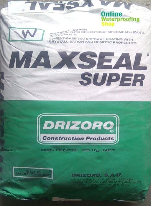 Drizoro Maxseal-foundation super white