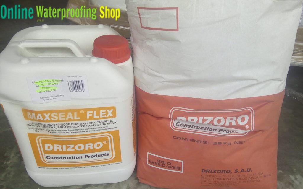 ADVANTAGES of Drizoro Maxseal Flex Express – 2 hours between Coats