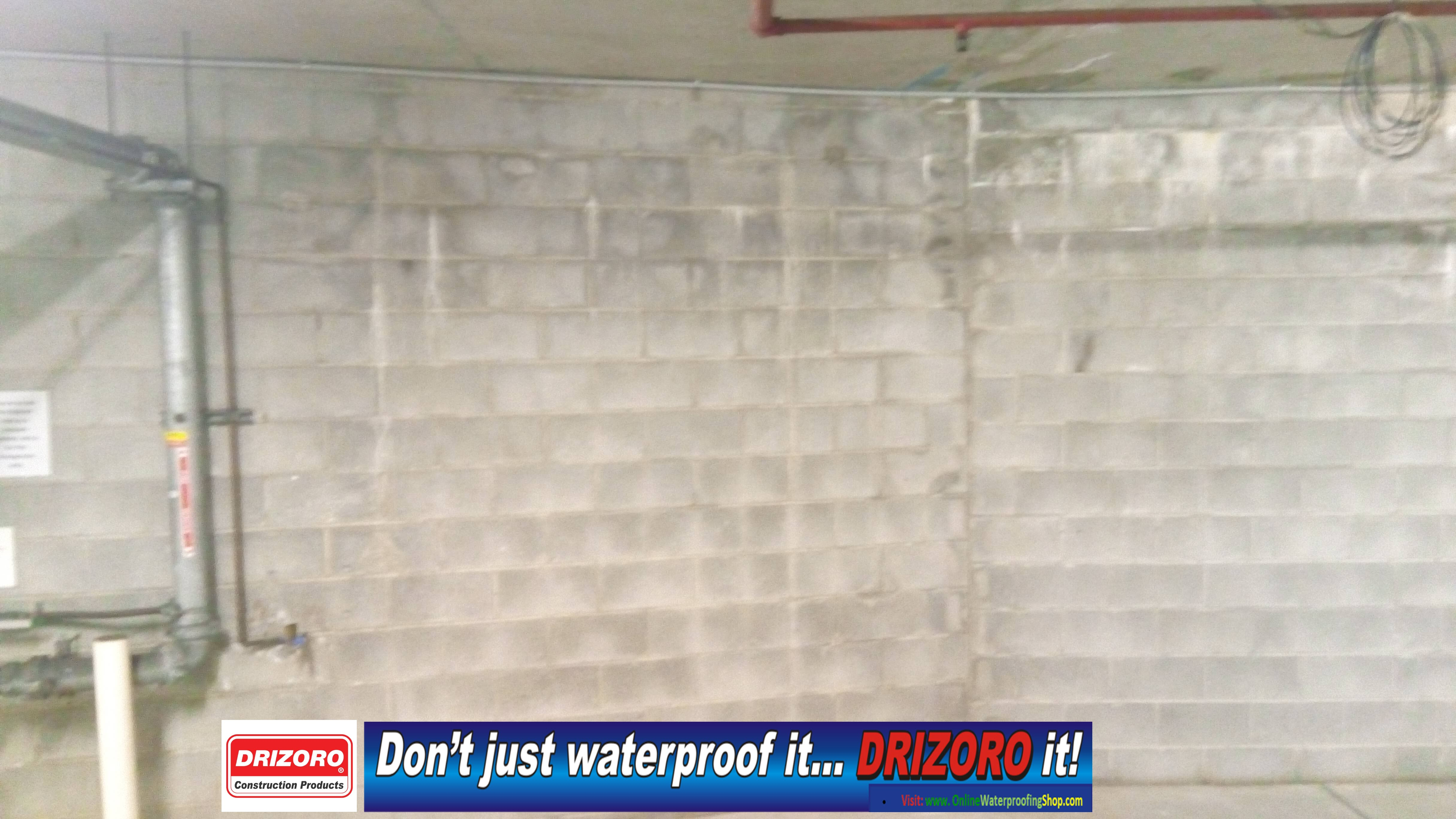 How To Seal Leaking Block Walls In Your Basement